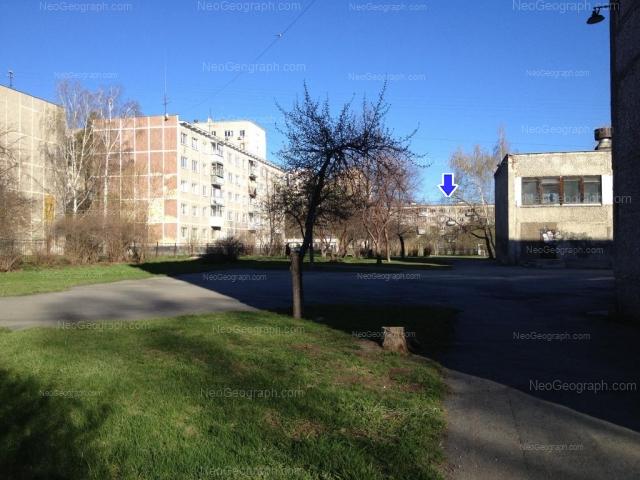 Адрес(а) на фотографии: Белореченская улица, 25, 27/1, 27/2, 36/1, Екатеринбург