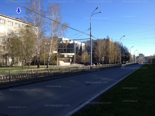 Адрес(а) на фотографии: Белореченская улица, 30, 36/1, Екатеринбург