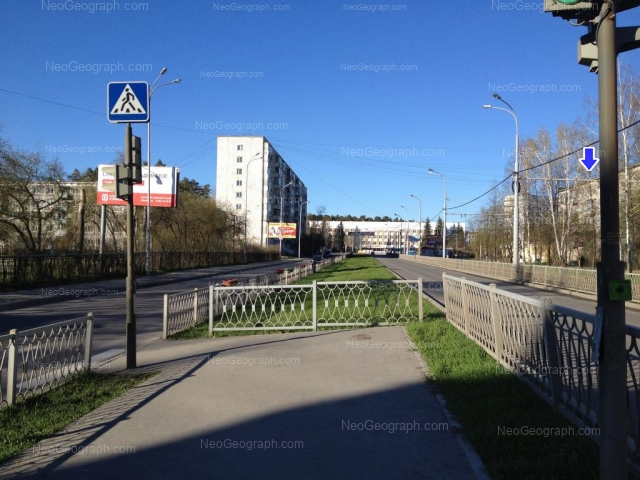 Адрес(а) на фотографии: Белореченская улица, 27/1, 29, 36/1, Екатеринбург