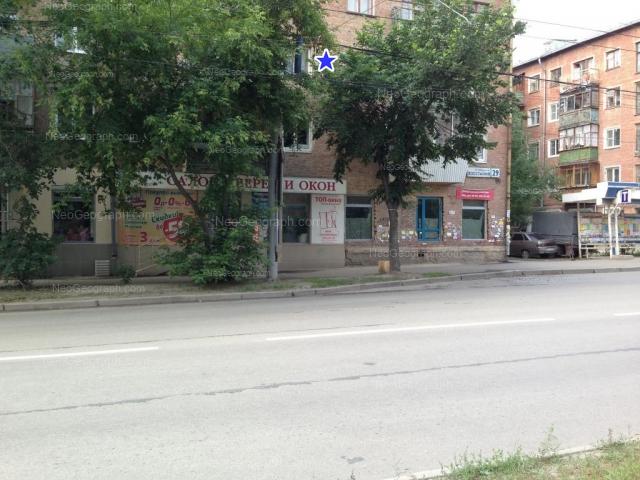 Адрес(а) на фотографии: улица Восстания, 29, 31, Екатеринбург