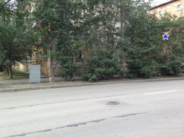 Адрес(а) на фотографии: улица Восстания, 27, 29, Екатеринбург