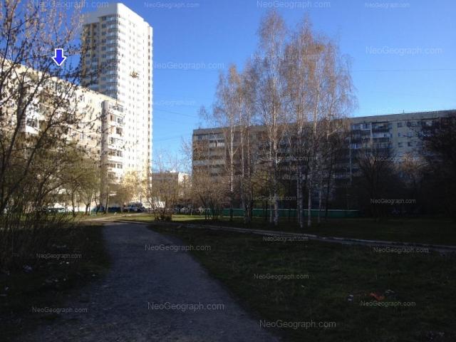Адрес(а) на фотографии: Белореченская улица, 21, 23/5, Екатеринбург