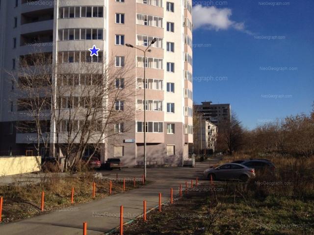 Адрес(а) на фотографии: улица Серафимы Дерябиной, 37, Екатеринбург