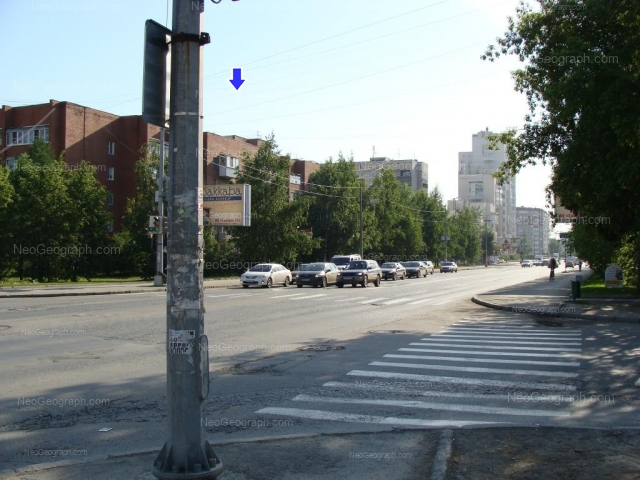Адрес(а) на фотографии: улица Фурманова, 66, 106, Екатеринбург