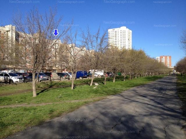 Адрес(а) на фотографии: улица Шаумяна, 93, 103/1, Екатеринбург