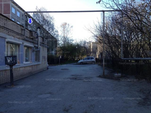Адрес(а) на фотографии: Белореченская улица, 23/3, 23а, Екатеринбург
