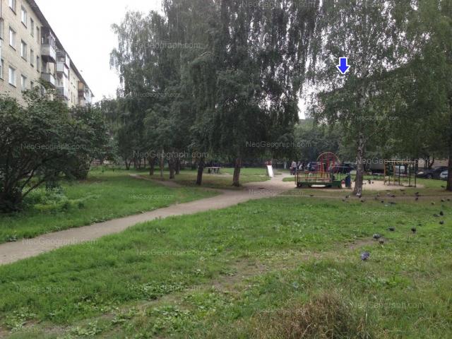 Адрес(а) на фотографии: улица Старых Большевиков, 84 к3, 84 к5, Екатеринбург