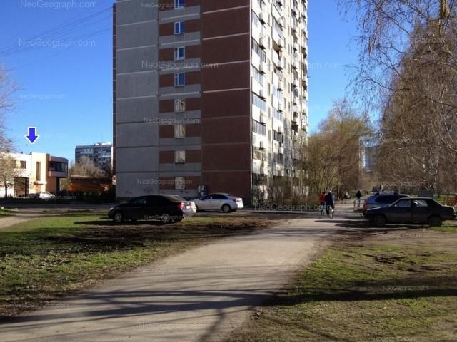 Адрес(а) на фотографии: улица Шаумяна, 84, 88, 93, Екатеринбург
