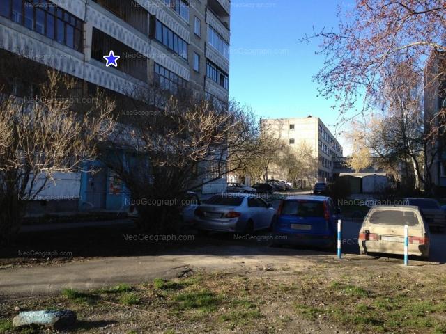 Адрес(а) на фотографии: Белореченская улица, 23/4, 25, Екатеринбург