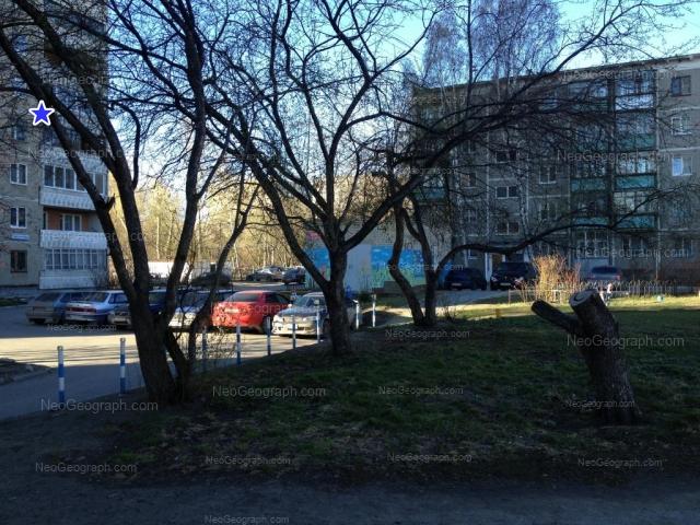 Адрес(а) на фотографии: Белореченская улица, 23/3, 23/4, Екатеринбург