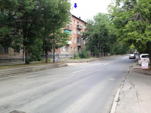 Адрес(а) на фотографии: улица 40-летия Октября, 63, 65, Екатеринбург