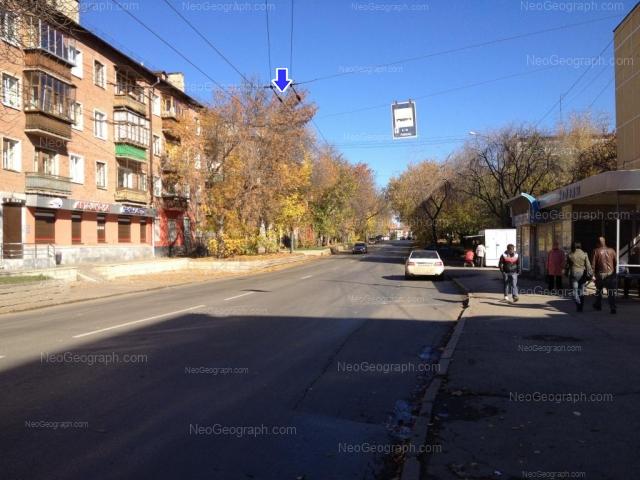Адрес(а) на фотографии: улица 40-летия Октября, 63, 65, 82, Екатеринбург