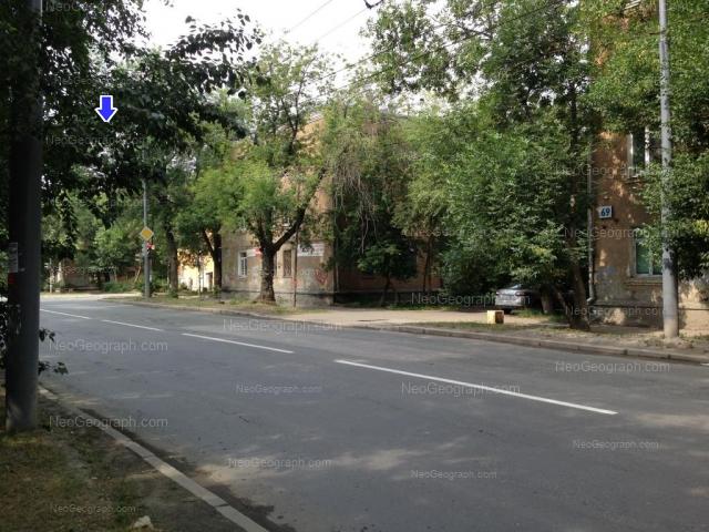 Адрес(а) на фотографии: улица 40-летия Октября, 65, 69, Екатеринбург