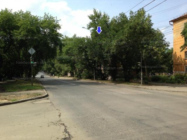 Адрес(а) на фотографии: улица 40-летия Октября, 65, Екатеринбург