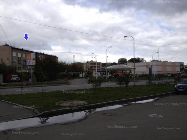 Адрес(а) на фотографии: улица Чкалова, 3, Екатеринбург