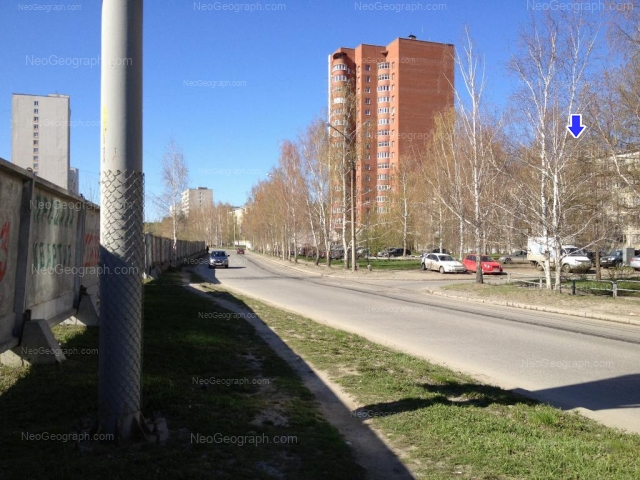 Адрес(а) на фотографии: Ясная улица, 31, 32/1, 34/1, 36/1, 38, Екатеринбург