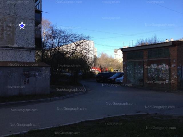Адрес(а) на фотографии: Ясная улица, 32/1, 34/2, Екатеринбург