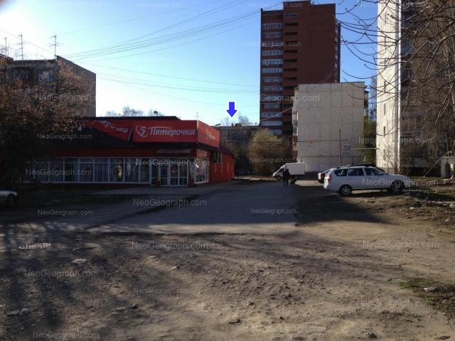 Адрес(а) на фотографии: Ясная улица, 32/1, 32/2, 34/1, 34/2, Екатеринбург