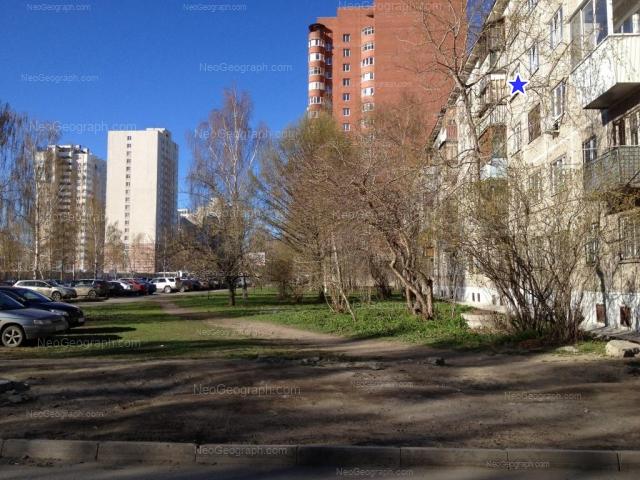 Адрес(а) на фотографии: Ясная улица, 31, 32/1, 33, 34/1, Екатеринбург