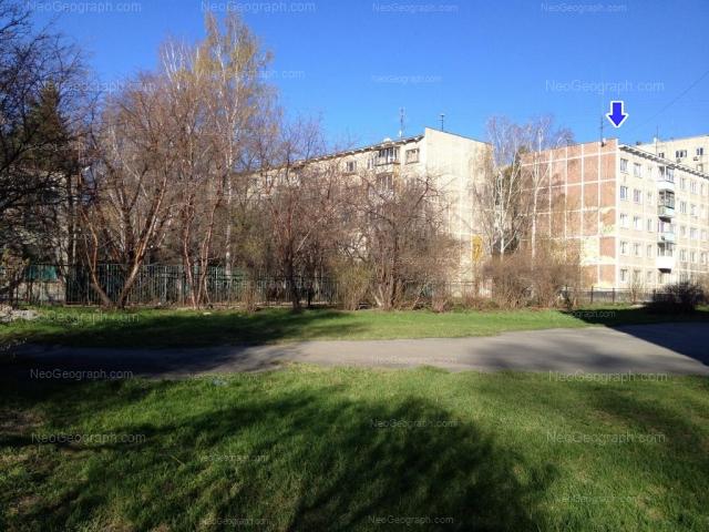 Адрес(а) на фотографии: Белореченская улица, 27/1, 27/2, Екатеринбург