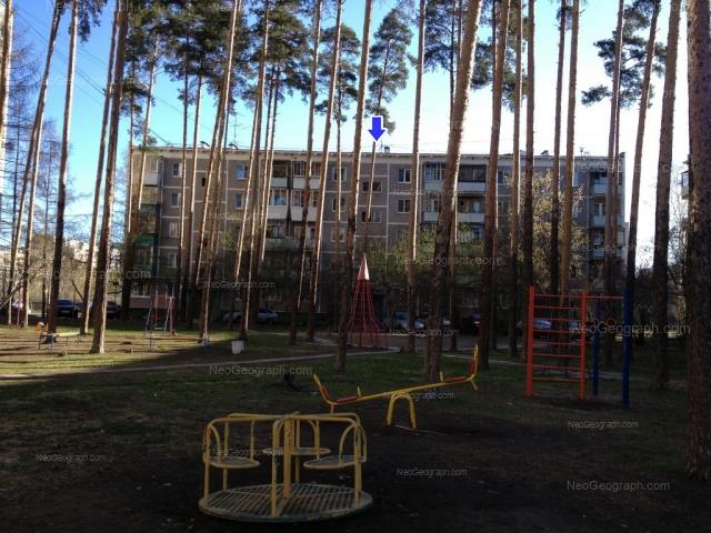 Адрес(а) на фотографии: Белореченская улица, 27/1, Екатеринбург