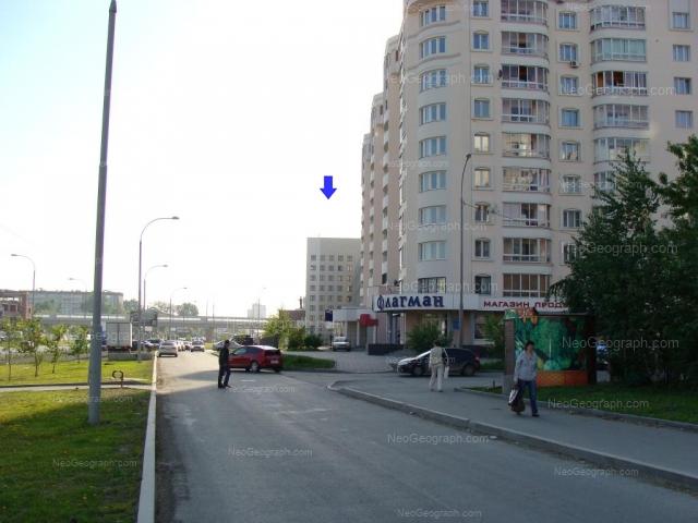 Адрес(а) на фотографии: Московская улица, 120, Екатеринбург
