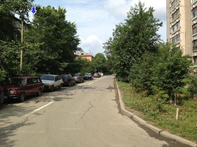 Address(es) on photo: Izbirateley street, 19, 60, 65, Yekaterinburg