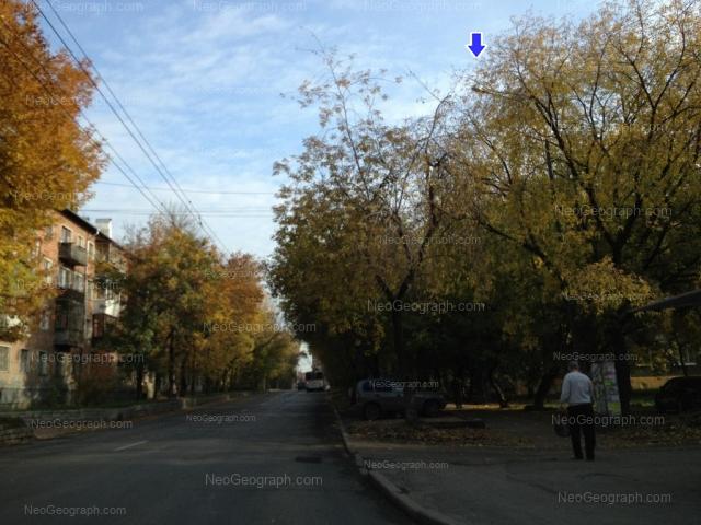 Address(es) on photo: Izbirateley street, 19, Yekaterinburg