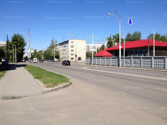 Адрес(а) на фотографии: улица Фрунзе, 35, Екатеринбург