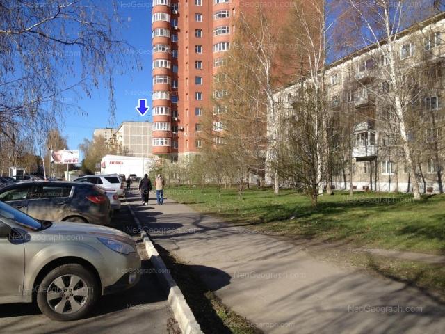 Адрес(а) на фотографии: Ясная улица, 32/1, 34/1, 36/1, Екатеринбург