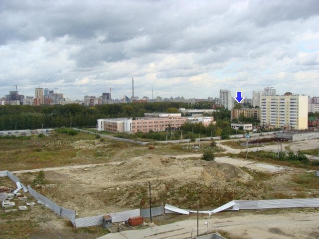 Адрес(а) на фотографии: улица Шаумяна, 83, 85, Екатеринбург