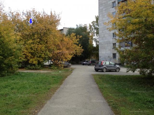 Адрес(а) на фотографии: улица Цвиллинга, 16, Екатеринбург