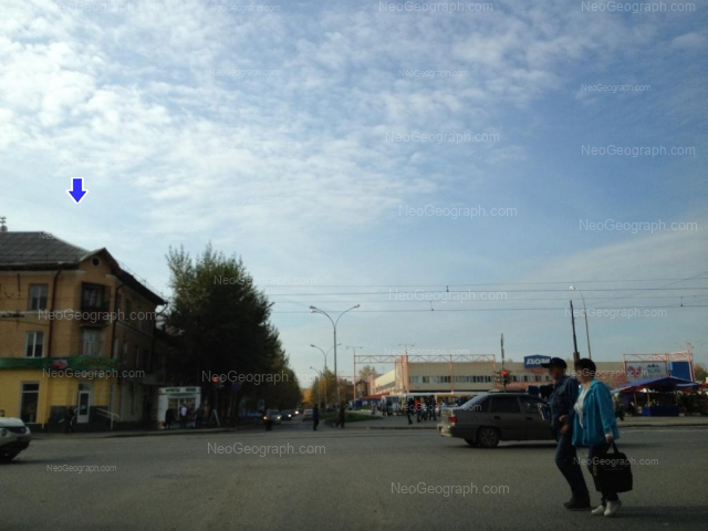Адрес(а) на фотографии: улица Победы, 59, 63, Екатеринбург