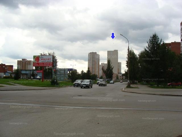 Адрес(а) на фотографии: Ясная улица, 31, 33, Екатеринбург