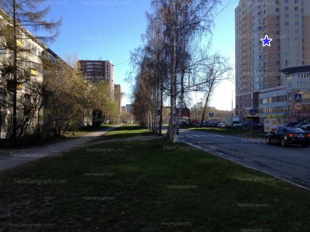 Адрес(а) на фотографии: Ясная улица, 31, 31а, 34/1, 36/1, Екатеринбург