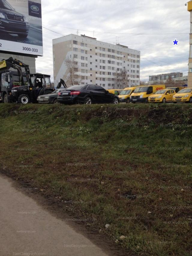 Адрес(а) на фотографии: Машинная улица, 8, Екатеринбург