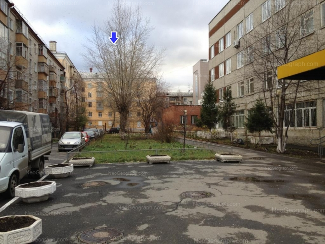 Адрес(а) на фотографии: улица 8 Марта, 126, 128, 130, Екатеринбург