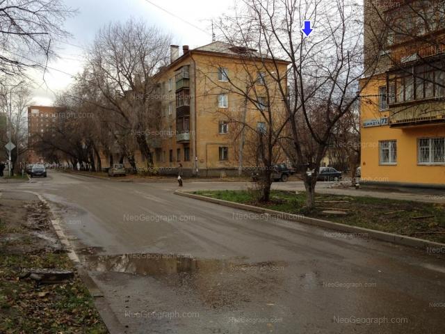 Адрес(а) на фотографии: улица Отто Шмидта, 72, 74, 76а, Екатеринбург