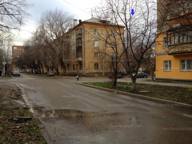 Address(es) on photo: Otto Shmidta street, 72, 74, 76а, Yekaterinburg