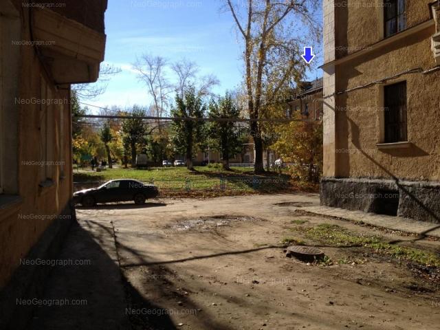 Адрес(а) на фотографии: улица Бакинских Комиссаров, 44, 46, 48, Екатеринбург
