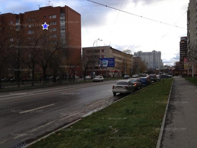 Адрес(а) на фотографии: улица Степана Разина, 75, 79, Екатеринбург