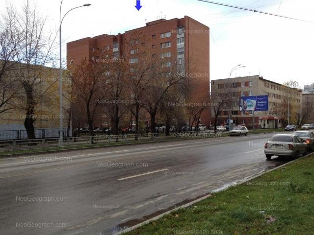 Адрес(а) на фотографии: улица Степана Разина, 71, 75, 79, Екатеринбург