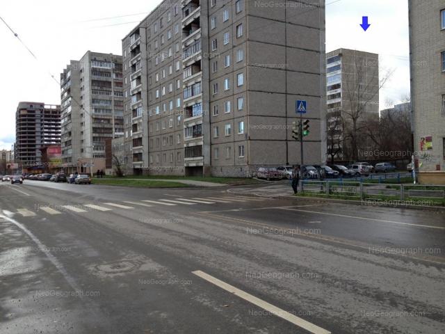 Адрес(а) на фотографии: улица 8 Марта, 129, Екатеринбург