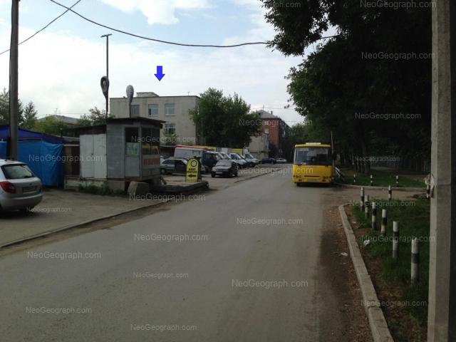 Адрес(а) на фотографии: улица Восстания, 17, 32/1, Екатеринбург