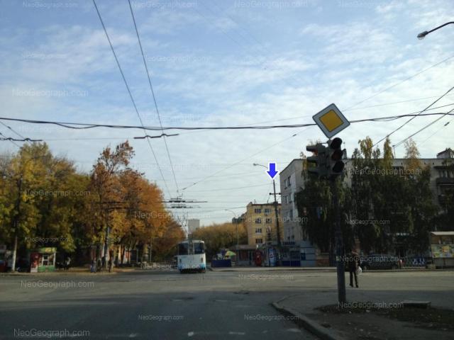 Address(es) on photo: 40-letiya Oktiabrya street, 63, 78, 80, Yekaterinburg