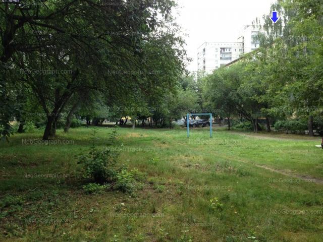 Address(es) on photo: 40-letiya Oktiabrya street, 80, Yekaterinburg