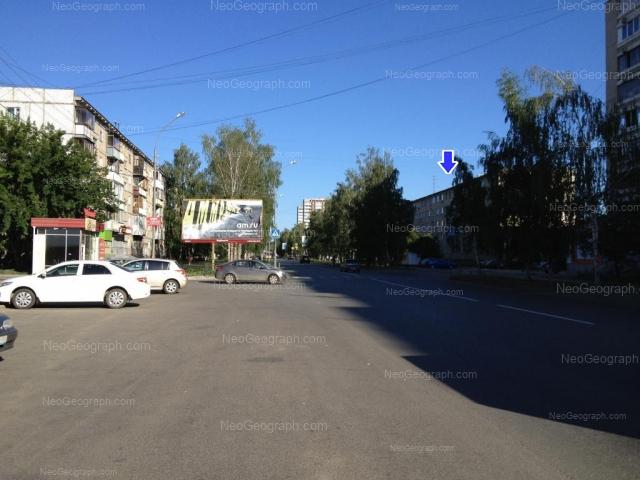 Адрес(а) на фотографии: улица Академика Бардина, 6/1, 11/1, Екатеринбург
