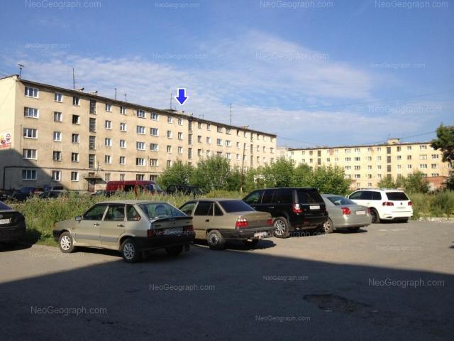 Адрес(а) на фотографии: улица Академика Бардина, 6/1, 6/2, Екатеринбург