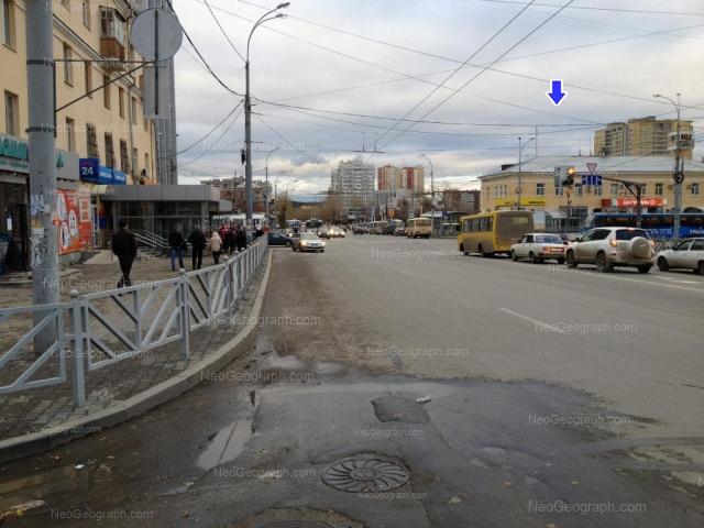 Адрес(а) на фотографии: улица 8 Марта, 145, Екатеринбург