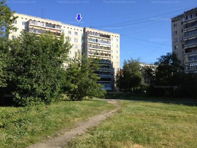 Адрес(а) на фотографии: улица Академика Бардина, 3/2, 3/3, 5/3, Екатеринбург